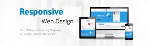 Responsive Web Design in Ahmedabad, India
